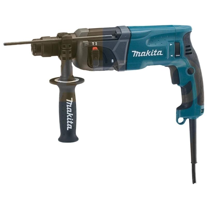 Martelete Rotativo 24mm 780W - HR2460F - Makita - 220 Volts