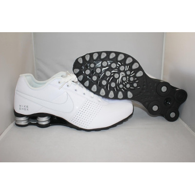 wholesale dealer 529d6 66c83 ... Tenis Nike Shox Deliver Masculino branco- Original ...