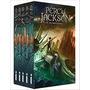 Box Percy Jackson E Os Olimpianos Ed. Especial (5 Livros)