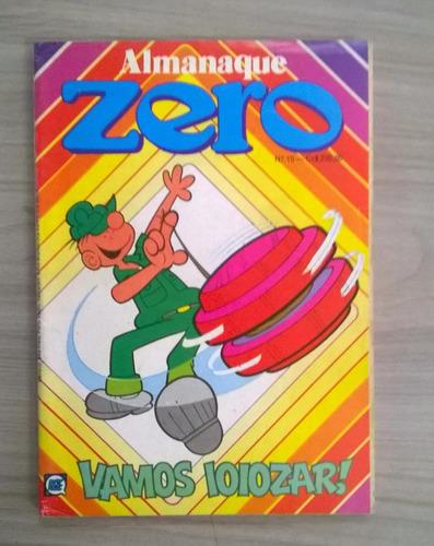 Almanaque Zero Nº 15