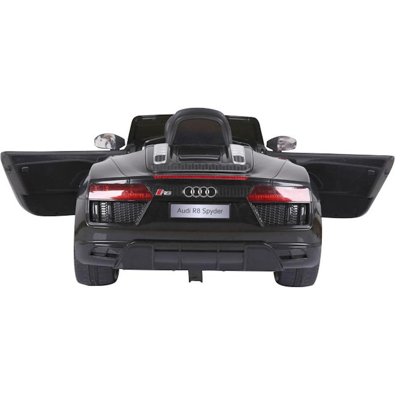 Carro Elétrico Audi R8S - Preto - 926400 - Bel Brink