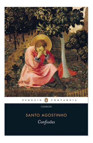 Livro Confissões - Santo Agostinho Original