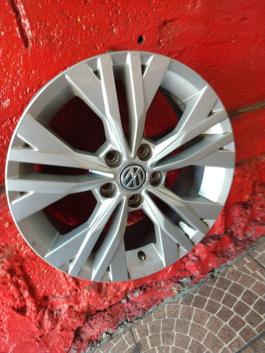 Roda Vw Crossfox  Aro 15 Original Volkswagen Semi Nova
