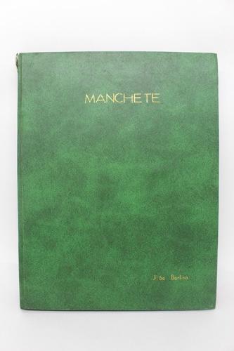 5 Revista Manchete Encadernadas Do Mês De Outubro Nº 1850 A Original