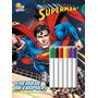 Colorir E Atividades Com Canetinha: Superman