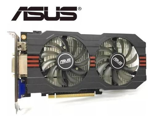 Placa De Video Asus Geforce 750ti 2gb  Nvidia 128bit Ddr5 Original