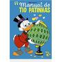 Manual Do Tio Patinhas C/ A Moeda No. 1 Ed. Abril