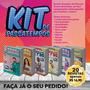Caça Palavras Letrão Kit Com 20 Unidades, Sem Repetições