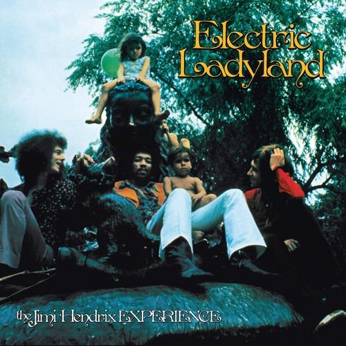 Lp Hendrix,jimi Electric Ladyland: 50th Anniversary Deluxe E