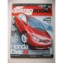 Revista Quatro Rodas Nº 559 Dez 2006 Honda Civic Si