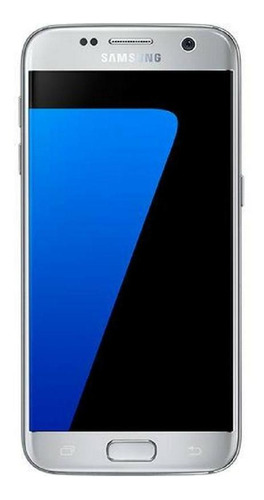 Samsung Galaxy S7 32gb Prata Usado Seminovo Bom Original