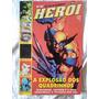 Revista Herói Nº 22 Thundercats Jaspion Surfista Prateado