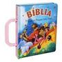 Biblia Infantil Primeiros Passos Com Jesus Menina Alça