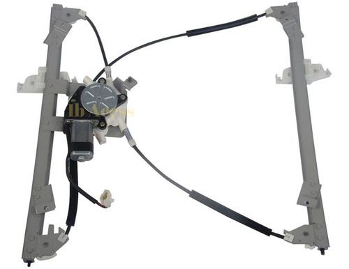 Maquina Vidro Eletrico Motor Diant Ld Peugeot 207 Passion Sw Original