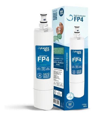 Refil Filtro Fp4 P/ Purificador Consul Bem Estar E Facilite Original