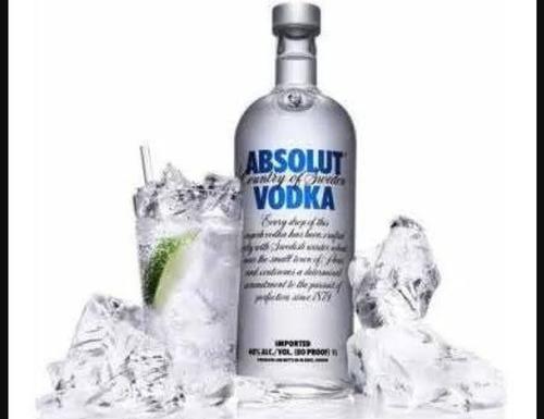 Vodka Absolut  1l Original