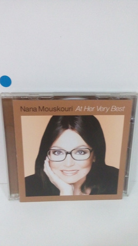Cd Nana Mouskouri - At Her Very Best Original