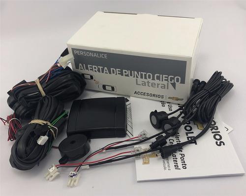 Sensor Ponto Cego  Cobalt 2019 Em Diante  52056272 Original