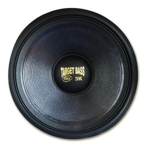 Kit Reparo Completo P/ Falante Eros Target Bass 18 3k 4ohms Original