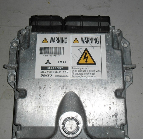 Modulo Injecao L200 Triton 3.2 Diesel Cod 1860b397 Ma Usado Original