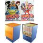 Mangá Naruto 13 A 24 Com Case Panini Comics Primeira Série