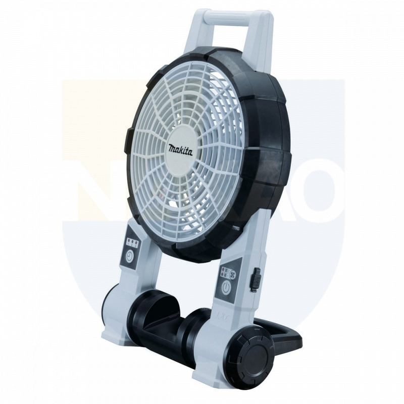 Ventilador à Bateria 14.4 / 18 Volts - BCF201ZW - Makita