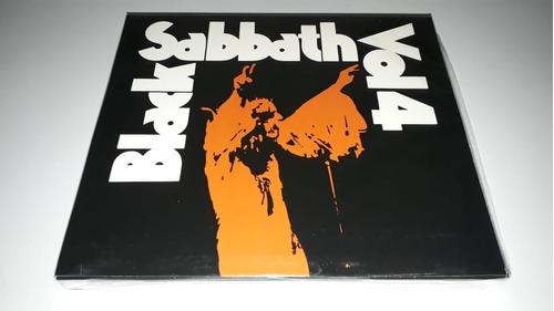 Black Sabbath - Vol. 4 (slipcase) Cd Lacrado Original