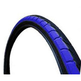 Pneu kenda kwest 26x1.50 k-193 Slick Com Faixa Azul