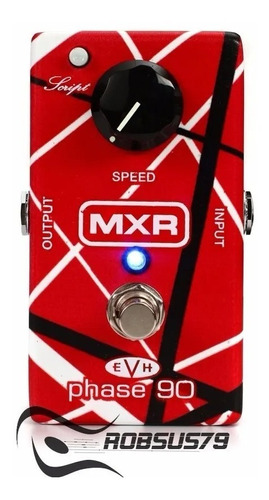 Pedal Dunlop Mxr Evh Phase 90 Signature Evh C/ Nfe Original