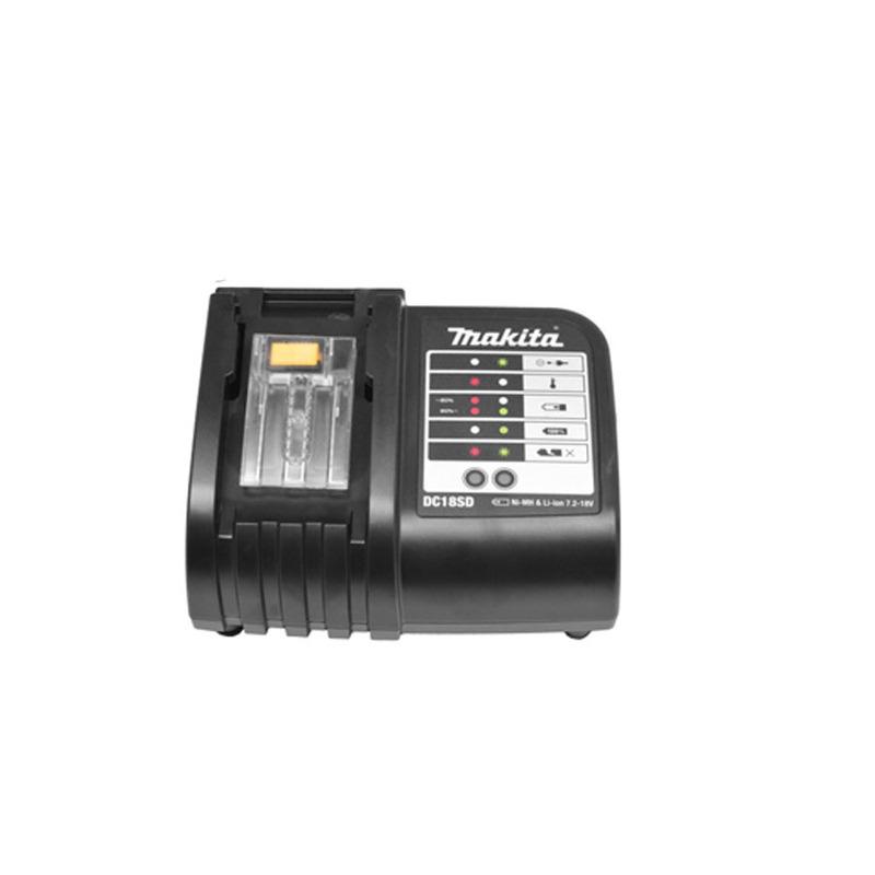Kit Furadeira de Impacto e Parafusadeira 13mm + Baterias 18V - DHP453SHE - Makita