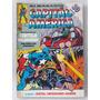 Marvel Capitão América #55 Editora Abril Formatinho 1983