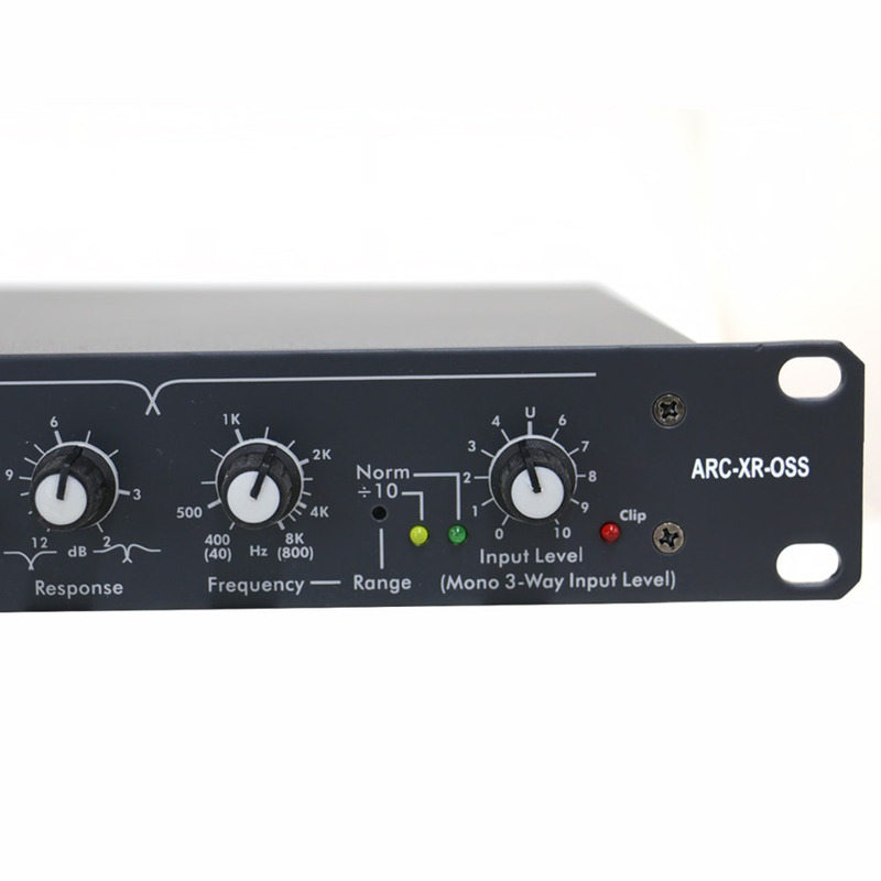 CROSSOVER DE AUDIO ARCANO 2 CANAIS ARC-XROSS 220V