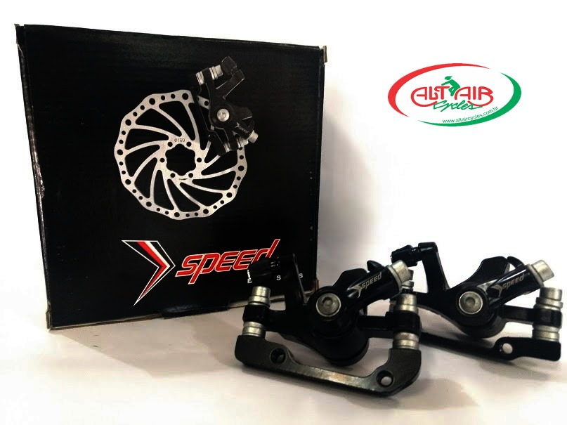 KIT FREIO A DISCO MTB MOD: SPEED SERIES