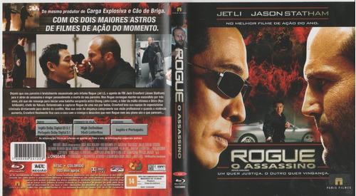 Blu-ray E Dvd Rogue O Assassino 2007 Jason Statham Jet Li Original
