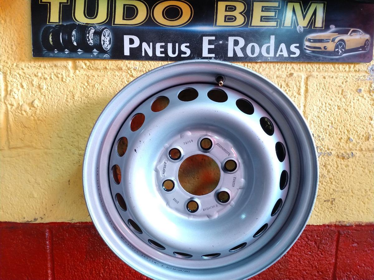 Roda Ferro Sprinter Aro 16 Mercedes Benz Original Semi Nova