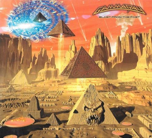 Cd Gamma Ray - Blast From The Past (duplo) Original