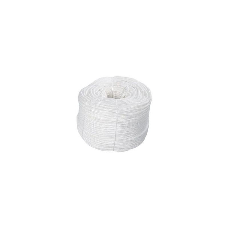 Corda para Amarração Polipropileno Trançada 10MM-220MTS-Plasmódia