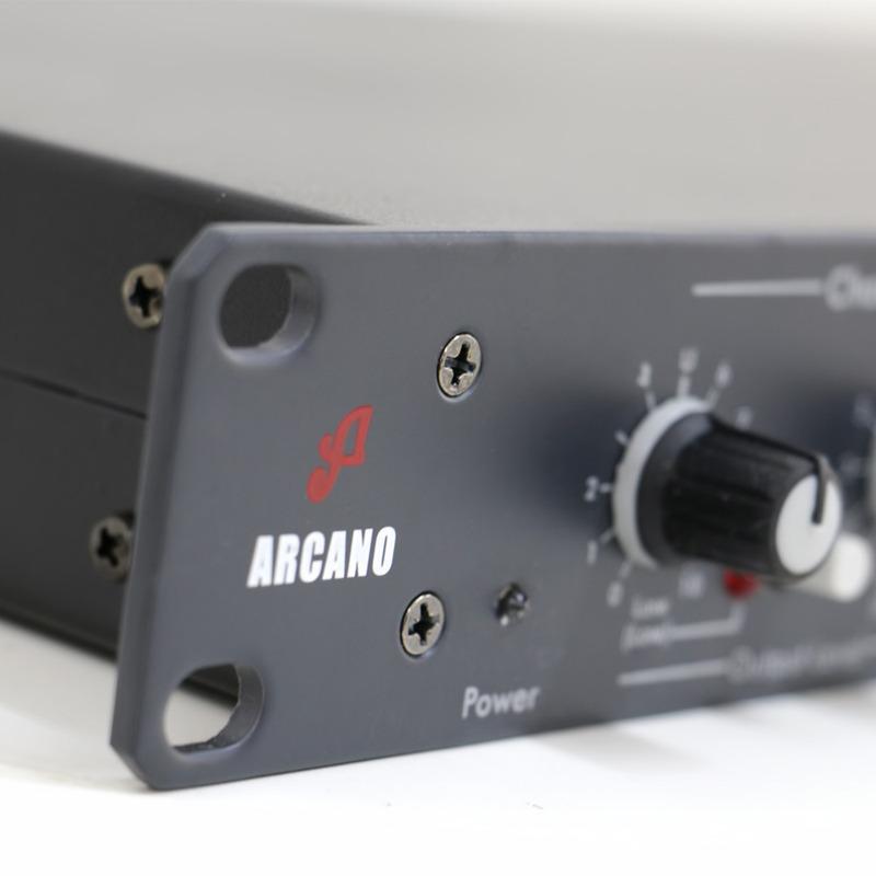 CROSSOVER DE AUDIO ARCANO 2 CANAIS ARC-XROSS 110V