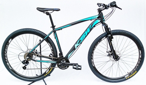 Bicicleta Aro 29 Ksw Xlt 24v Shimano - Promoção Original