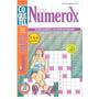 Kit 50 Revista Grossa Coquetel 3 Em 1 Numerox 144 Páginas