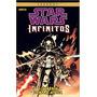 Star Wars Infinitos: O Imperio Contra ataca (capa Brochura)