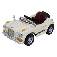 Carro Retrô com Controle Remoto - Bege - 915000 - Bel Brink