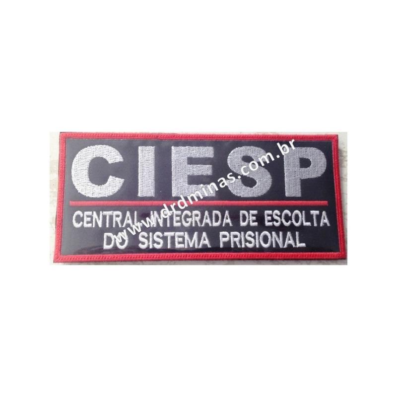 Etiqueta Sistema Prisional - CIEPS