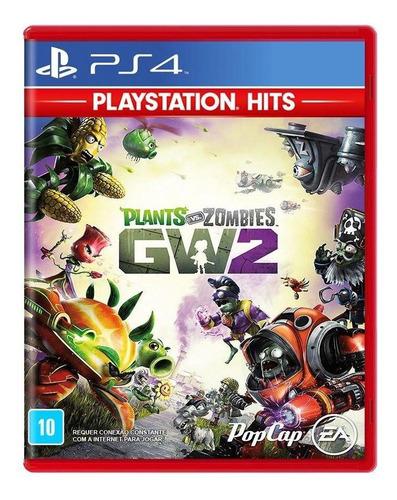 Plants Vs Zombies Garden Warfare 2 Ps4 Mídia Física Lacrado Original