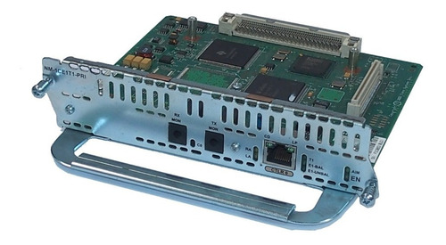 Modulo Cisco Nm-1ce1t1-pri 1 Porta E1 / T1 / Isdn-pri Original