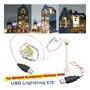 Kit De Iluminação Led Somente Para Lego 10190 Loja De Pesca