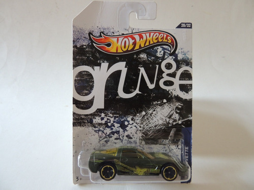 Hot Wheels - 97 Corvette - Lacrado  (lz 37) Original