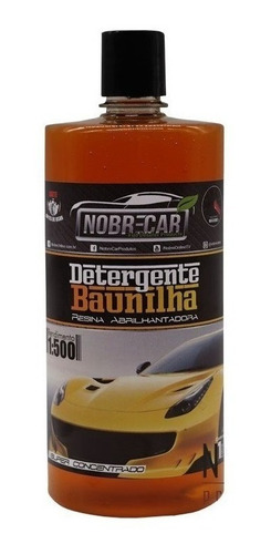 Lava Auto Baunilha Concentrado 1:500 1l - Nobre Car Original