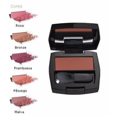 Avon Ideal Blush Em Pó Malva - Promoção! - R$ 24,90 em Mercado Livre