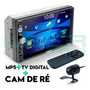 Central Multimidia Mp5 Camera Tv Espelhamento Android/iPhone